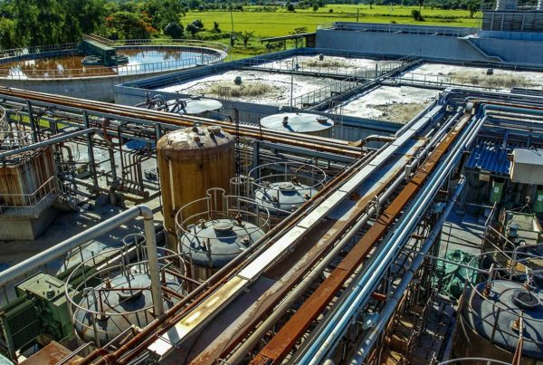 Texoma MFG Wastewater Management