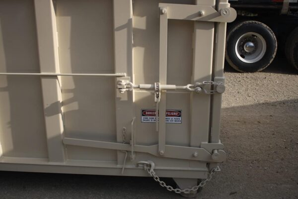 Rolloff Waste and Sanitation Containers