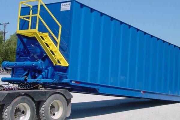 Texoma Leak-Proof Acid Storage Tank
