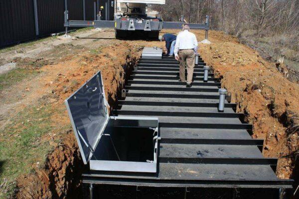Deep Earth Bunkers