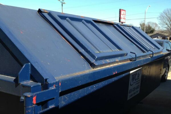 Commercial Recycling Bins